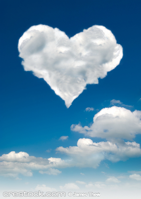 Heart Shaped Clouds