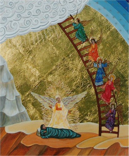 angels up jacobs ladder Kathleen_Anderson_1995