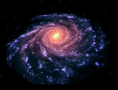 milky way galaxy sun - photo #9