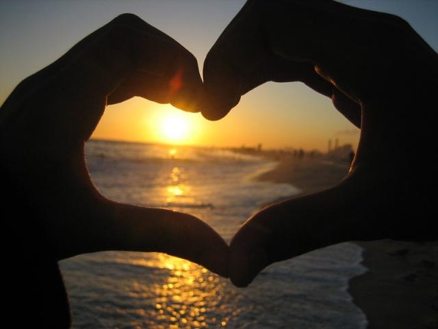 I heart the sun