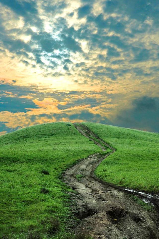 pathway to sky