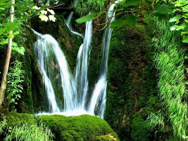 Greenness Waterfalls