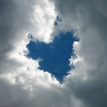 sky heart pic