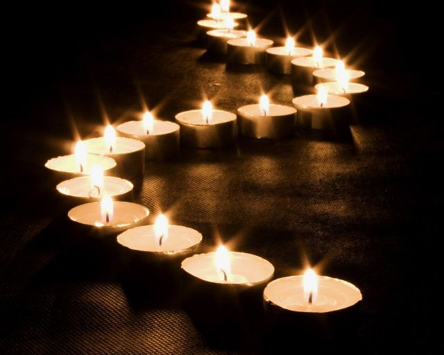candle path