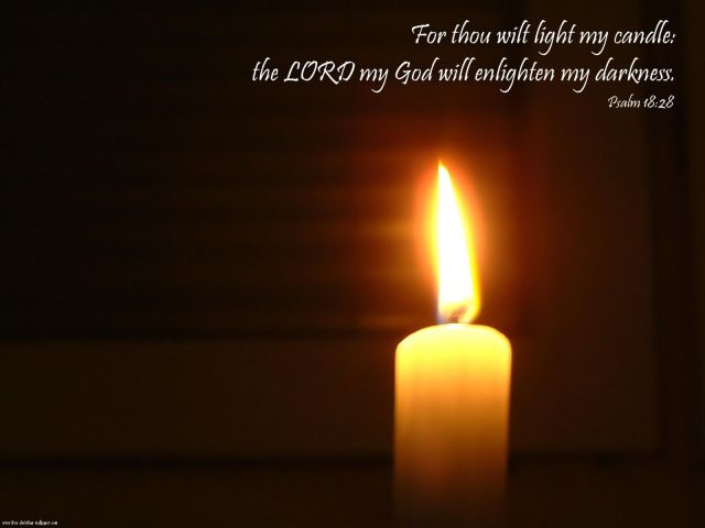 candle www.wallpaper4God.com