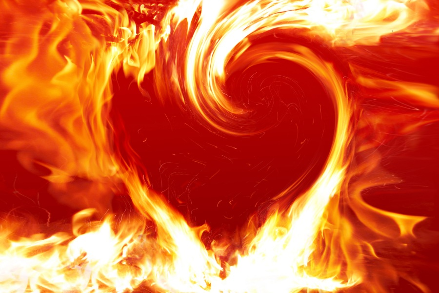 Baptism of Fire and the Holy Spirit