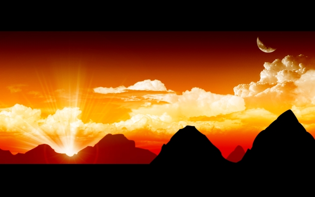 Sunrise_at_Machu_Picchu_by_urbanbushido