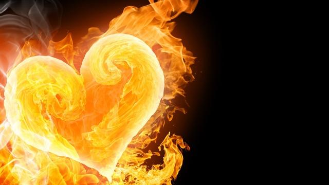 Fire of God Heart