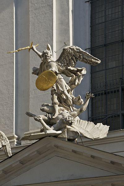 Archangel Michael Vienna Church