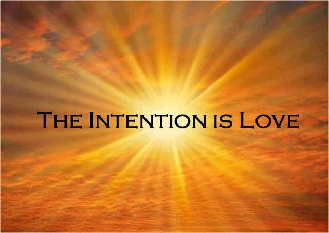 Love's Intention