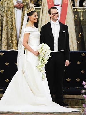 Royal Wedding of Victoria