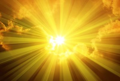 Golden-light